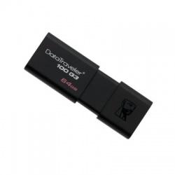 64GB USB 3.0/2.0 kľúč, čierny