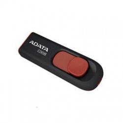 8GB USB kľúč, čierno-červený