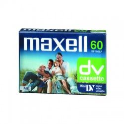 DVM 60SE mini DV kazeta MAXELL