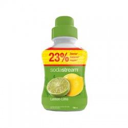 Sirup Lemon Lime 750ml Sodastream
