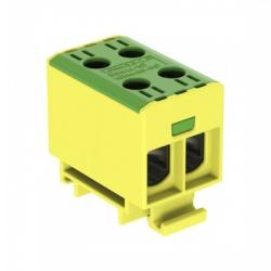 2x1,5-50mm2 OTL 50-2 univerzálna svorka, zelenožltá