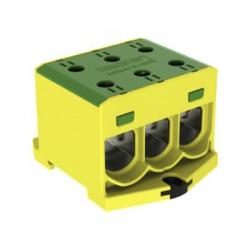 3x1,5-50mm2 OTL 50-3xAl univerzálna svorka, zelenožltá