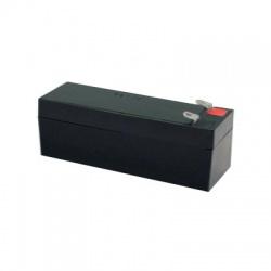 12V 2,6Ah olovený akumulátor