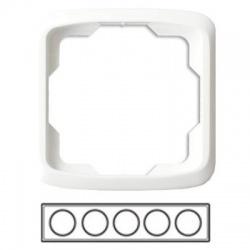5-rámik, biely 3901A-B50 B