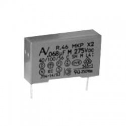 0,47uF/250V RM22,5 kondenzátor fóliový