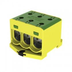 3x1,5-50mm2 OTL 50-3xAl zelenožltá univerzálna svorka