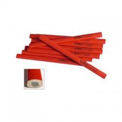 0003001 tesárska ceruzka čierna, 175 mm, VRCPRO,
