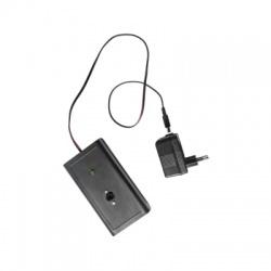 Tester žiaroviek od 7V do 48V, príkon max. 3W + oddelovací transformátor 2,4V