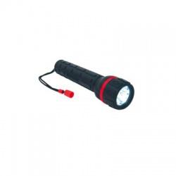Batériové svietidlo, vodeodolné, gumené