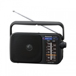 RF-2400DEG-K prenosné rádio PANASONIC