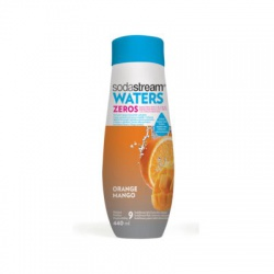 Sirup Zero Pomaranč/Mango 440ml Sodastream