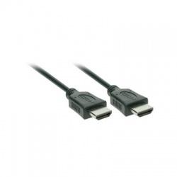 HDMI 1,4 kábel, čierny, 2m
