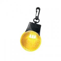 Kľúčenka LED, oranžová