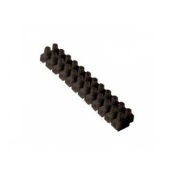 10mm2 svorkovnica prístrojová, hnedá