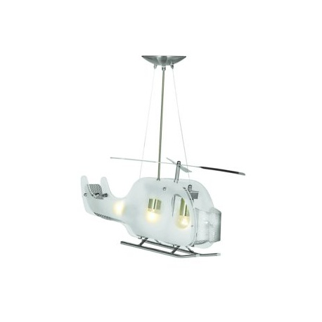 NOVELTY HELICOPTER PENDANT 3x40W, E27