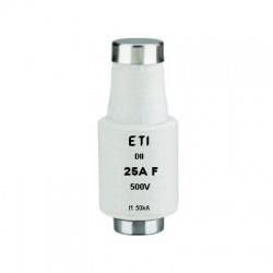 DII 25A E27 (F) poistka
