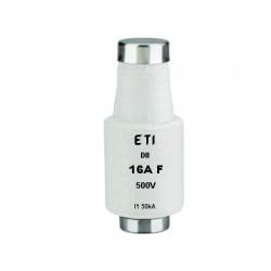 DII 16A E27 (F) poistka