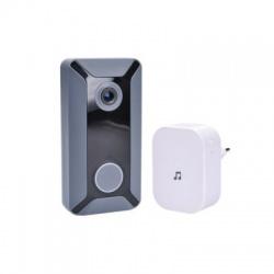 Wi-Fi bezdrôtový zvonček s kamerou