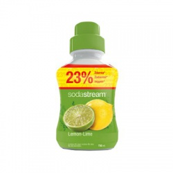 Sirup Lemon Lime 750 ml Sodastream