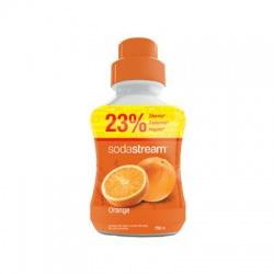 Sirup Orange 750ml veľký Sodastream