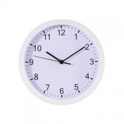 Pure, nástenné hodiny, 25 cm, tichý chod, biele