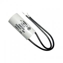 250nF / X2, 250VAC kondenzátor odrušovací, s lankovými vývodmi,