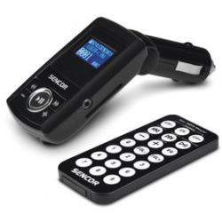 SWM 160R MP3 FM modulátor do auta SENCOR