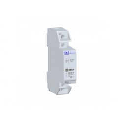 RP1 01, 250V, AC, 28A, prednostné relé