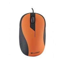 M-LC-LM14-ORG USB optická myš, oranžová
