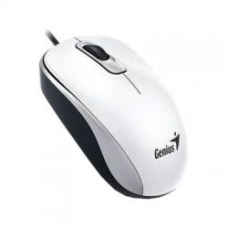 DX-110 USB optická myš, biela