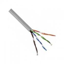 UTP kábel 4x2xAWG24 Cat.5e, PVC plášť, šedý