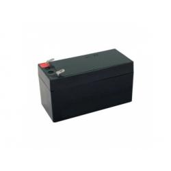 12V 7,2Ah olovený akumulátor