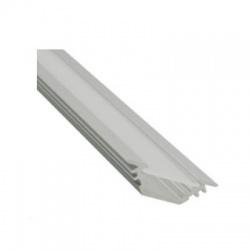 PROFILO E lišta k LED pásom, 2m