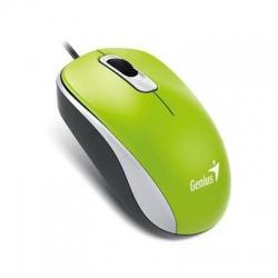 DX-110 USB optická myš, zelená