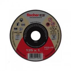 FCD-FP kotúč rezný na oceľ a nerez 125x1,0x22,23mm