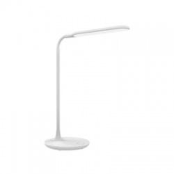 LED stolná lampička, 6W, stmievateľná, 4500K, biela farba