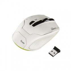 Milano optická bezdrôtová myš, biela