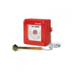Požiarný hlasič nastenný IP55