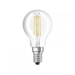 LEDPCLP40 4W/827 230VFIL E14, LED žiarovka
