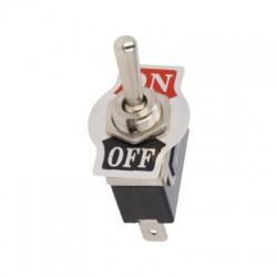 TSP101APA1, OFF-ON, 10A/250V, 2-pólový, páčkový prepínač