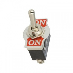 TSP102AA2, ON-ON, 10A/250V, 2-pólový, páčkový prepínač
