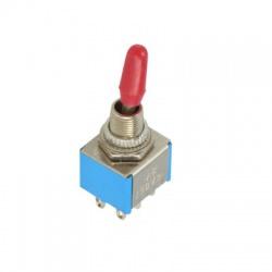 KNX2, ON-ON, 3A/250V, 2-pólový, páčkový prepínač