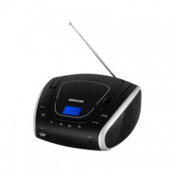 SPT 1600 BS rádio s CD/MP3/USB SENCOR