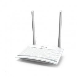 WiFi router TP-Link TL-WR820N AP/router, 2x LAN, 1x WAN, 2,4GHz, 300Mbps