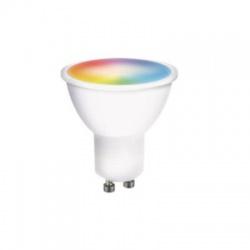 5W, RGB, GU10, 400lm, LED SMART WIFI žiarovka
