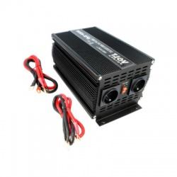 230/12V automobilový menič napätia DC/AC 4000W