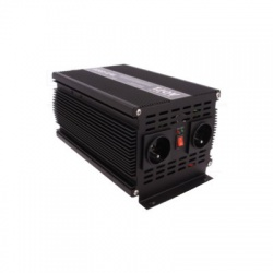 230/12V automobilový menič napätia DC/AC 2500W