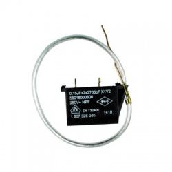 0,15uF+2x2700pF kondenzátor odrušovací