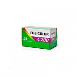 FUJICOLOR 200 Color Plus film pre farebné fotografie