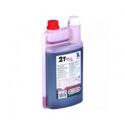 Olej 2-taktný 1l s odmerkou